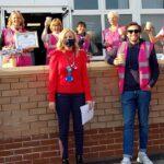 Cheshire East volunteers