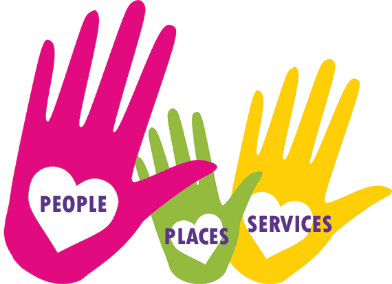 People, places, services