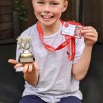 Chance Changing Lives volunteer award winner