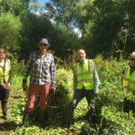 Environmental volunteers